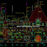 Elevation DWG for the Contractor