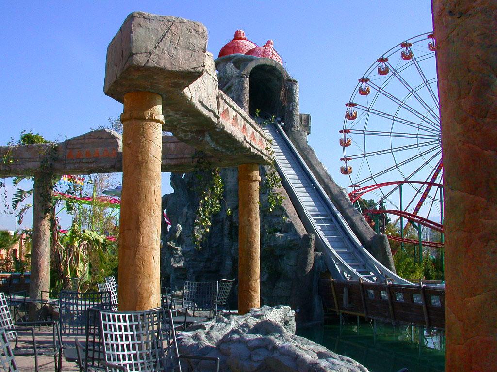 Allou Park Theme Parks Designers Bausaa Baustudio