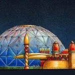 Futureland Skyline