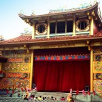 Taiwan Folk Village 00 Foto4-teatro a