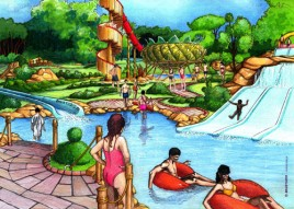 Themed Water Park